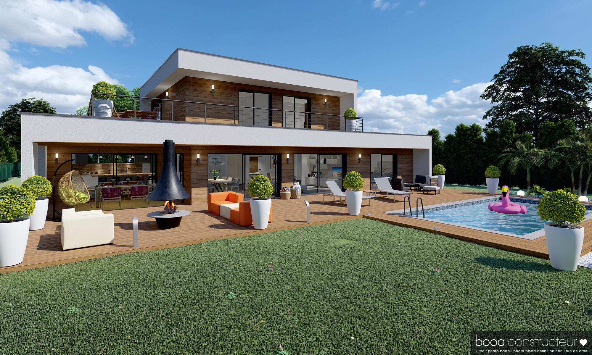 maison en bois Bas-Rhin